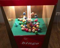 Bingo machine groot
