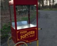 Popcorn groot met kar