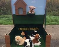 Hondjes vangen