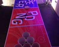 Beer Pong tafel incl. redcups en ballen