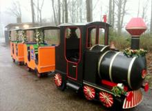 Oud Hollands treintje